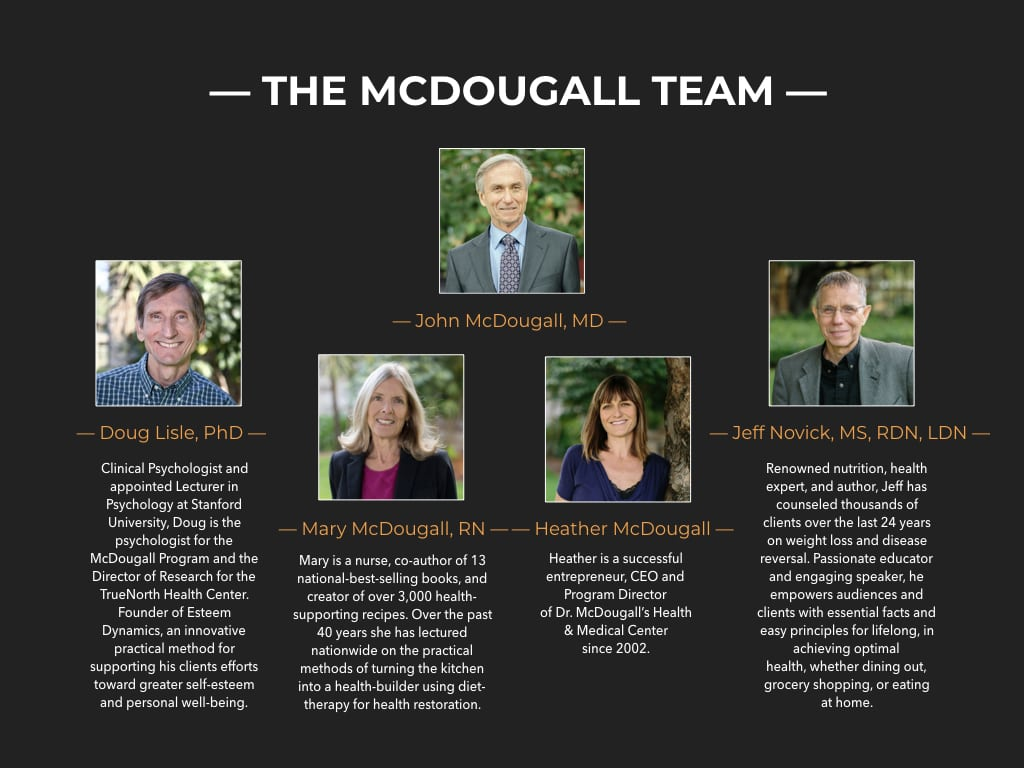 WFPB.ORG | McDougall Program