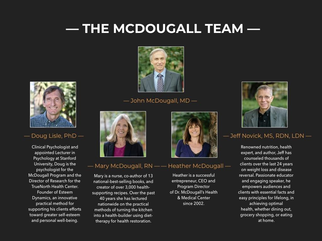 WFPB.ORG | McDougall Program
