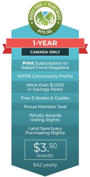 WFPB.ORG Membership | 1 Year CA