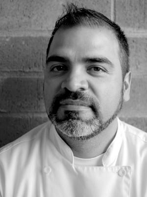 Chef Ramses Bravo