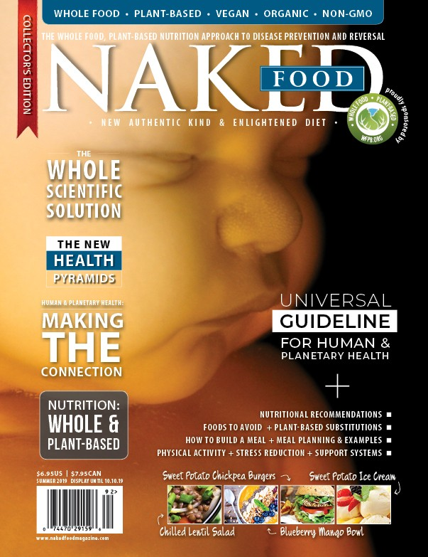 Naked Food Magazine | Summer 2019