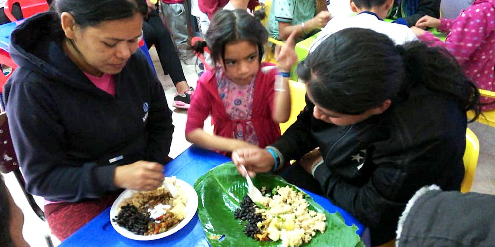 WFPB.ORG | The First Global WFPB Community Kitchen Feeding & Educating 500 Children and 250 Families